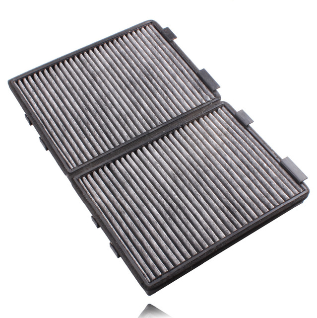 New Car Styling Carbon Cabin Air Filter For BMW E39 5 SERIES 525I 528I 530I  540I