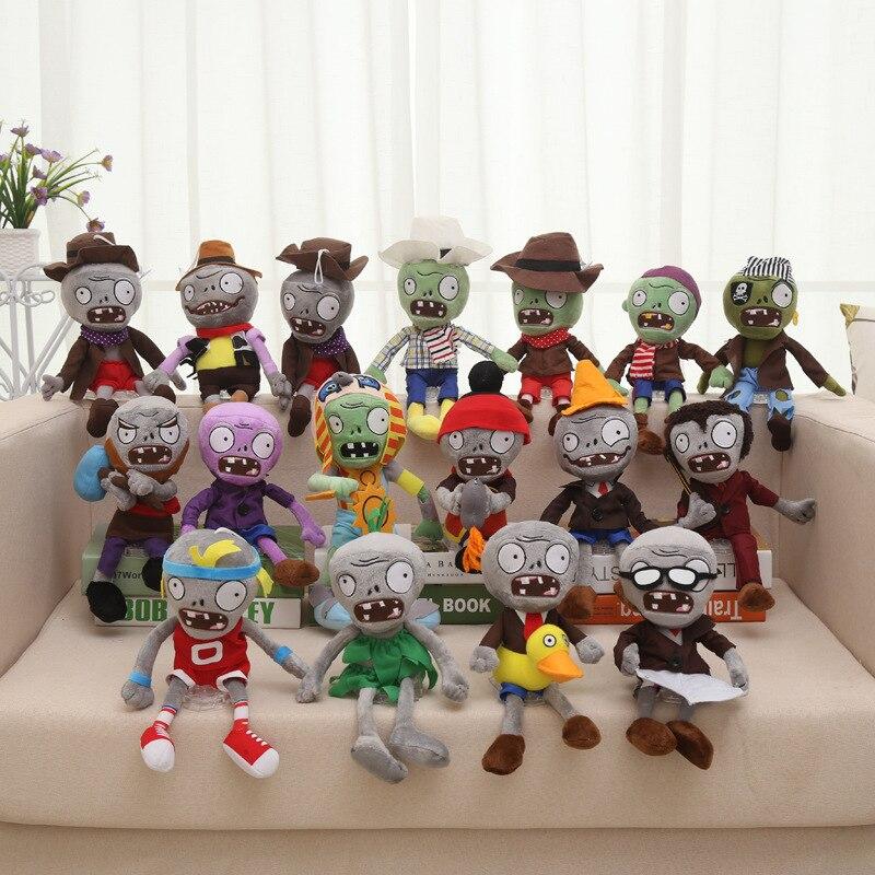 Superventas, 30 cm, plantas vs Zombies, juguetes de peluche Kawaii, plantas de peluche vs Zombie, juguetes para niños, regalo de cumpleaños 1 ud. De 35-65CM, juguete para niños famoso, Kawaii Stitch, muñeca de felpa, juguetes de Anime Lilo y Stitch, lindos juguetes Stich para niños, regalo de cumpleaños