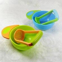 Фруктовая добавка, шар, шлифовки мельница шлифовальные посуда питание детское обучения малыш