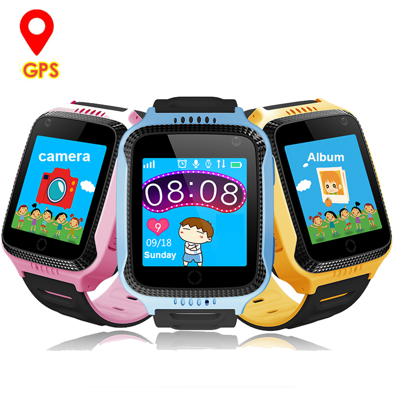 GPS Tracker Children font b Watch b font Child font b Watches b font font b