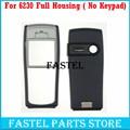 Для Nokia 6230 Высокое Качество Новый Полный Полный Мобильный Телефон Дома Cover Case (Без Клавиатуры) С отслеживанием