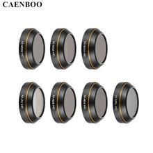 Caenboo для dji Мавик Pro Lens фильтр протектор HD УФ CPL Star ND2 4, 8 16 32 Фильтр Дрон для DJI MAVIC Профессиональный Интимные аксессуары