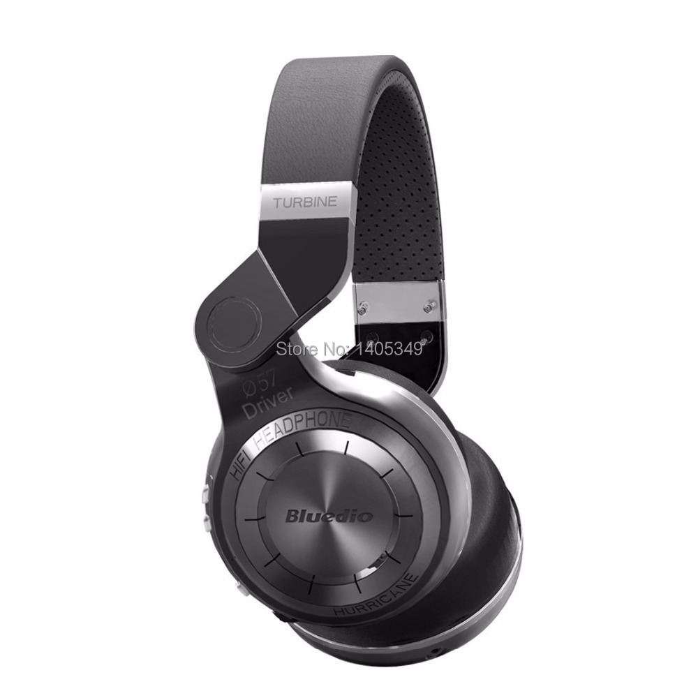 Bluedio T2 Bluetooth Stereo Headphone Wireless Folding Headphones Built in Mic BT4 1 Powerful Bass Over