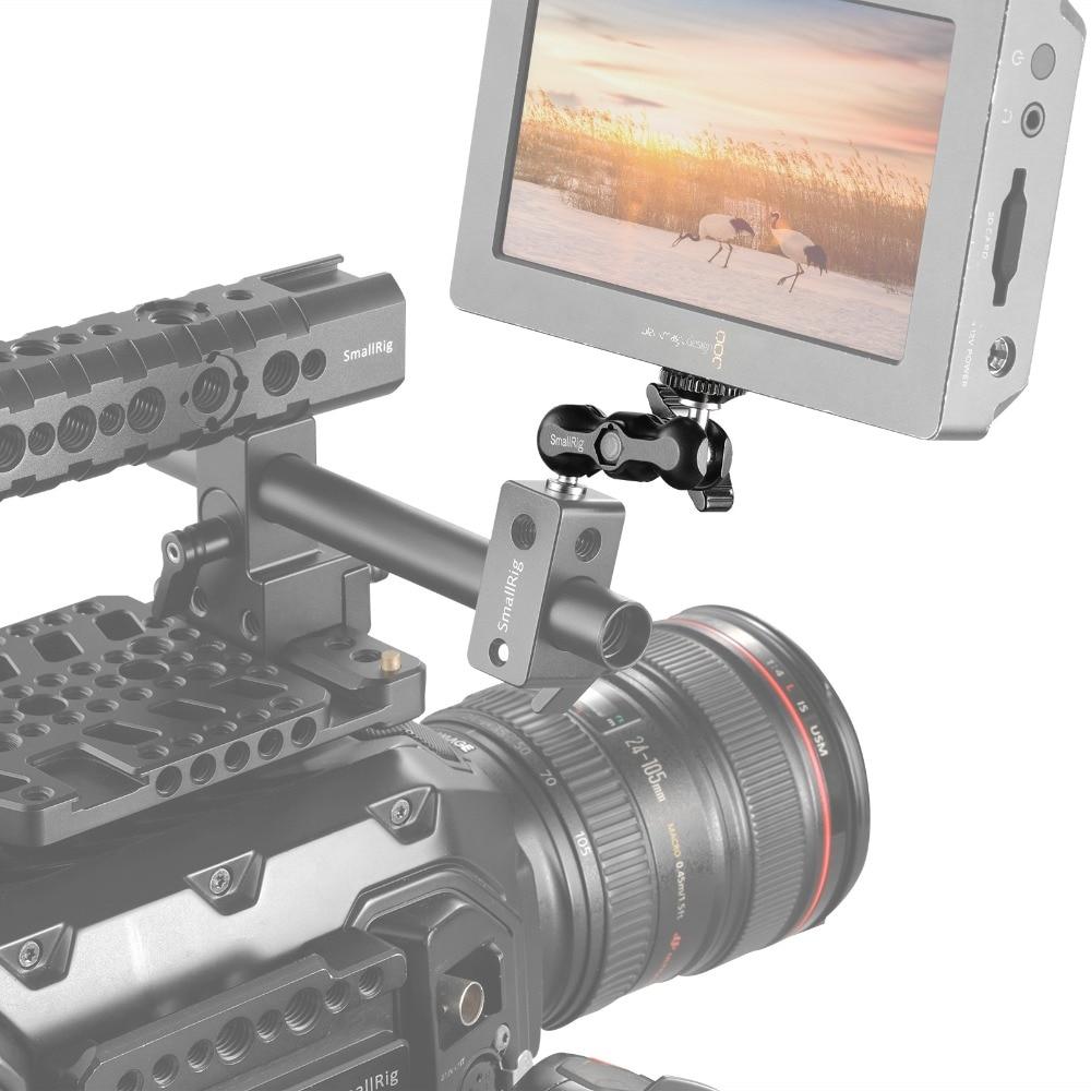 1/4 vida ilə Kamera Monitor / LED İşıq Dəstəyi üçün Kiçik - Kamera və foto - Fotoqrafiya 4