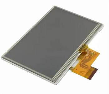 Free shipping 5 inch 67pin LCD for GARMIN Nuvi 2597LM 2597LMT Full LCD display screen with Touch screen digitizer AT050TN34 V.1 image