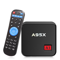 NEXBOX A95X A1 Android TV BOX Amlogic S905X 1GB 8GB Android 6 0 4K Smart TV