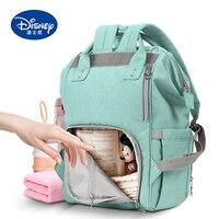 Disney Diaper Bag Fashion Mummy Maternity Nappy Bag Baby Travel Backpack Organizer Nursing Bag for Baby Care Mother & Kids