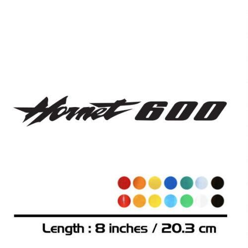 Motorcycle sticker bike Fuel tank Wheels helmet fairing Luggage MOTO car accessories reflective sign decal For HONDA HORNET 600