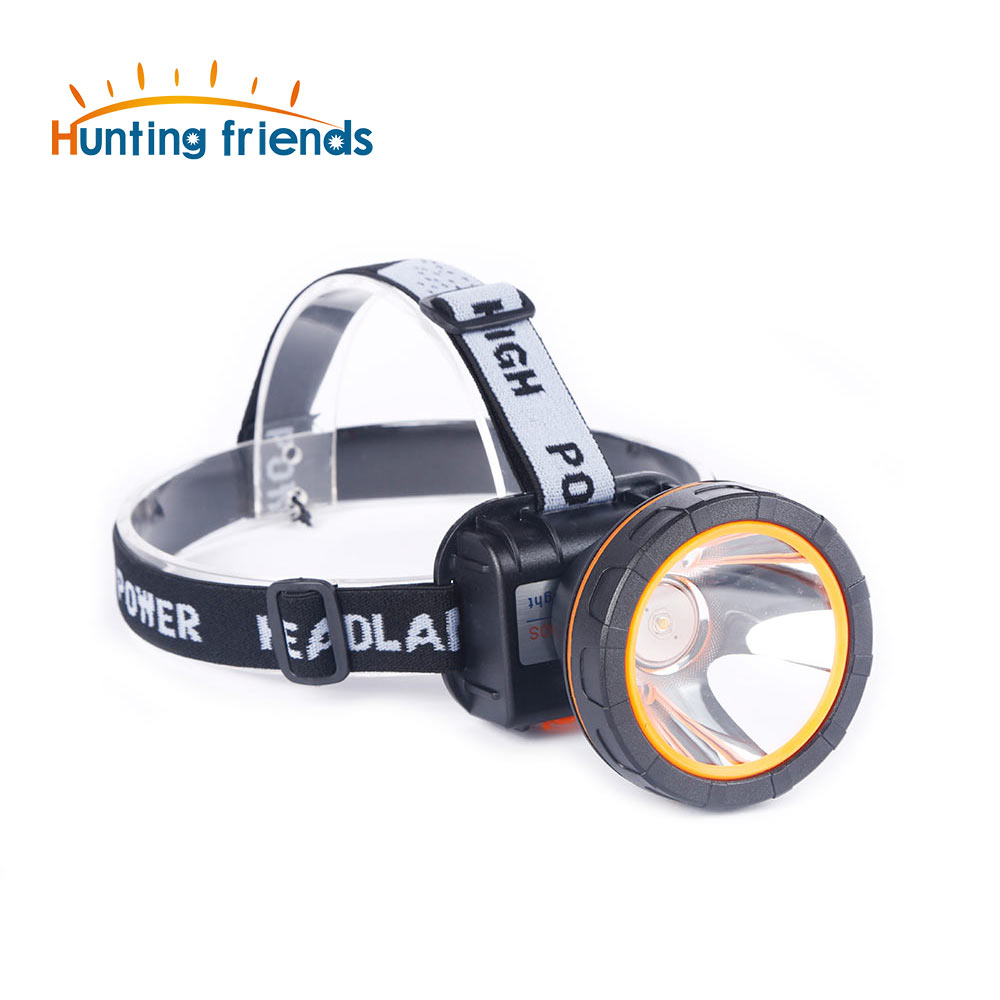 12pcs lot LED Headlamp Waterproof Headlight Rechargeable Head Lamps Mining Head Flashlight Torch for Hunting Camping Fishing in Headlamps from Lights Lighting