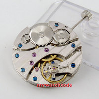 17 Jewels 6497 mechanical hand winding vitage mens watch movement M12