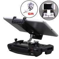 Uchwyt do tabletu dla DJI Mavic Pro Air Mini Spark Mavic 2 Pro Zoom Drone kontroler Monitor do montażu na tablet z funkcją telefonu wyposażenie dodatkowe