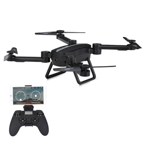 JIE-STAR X8TW drone Wifi FPV with 0.3MP Camera Altitude Hold Foldable RC Quadcopter RTF 2.4GHz hot aerial rc quadcopter hc 629 foldable selfie drone with wifi fpv wide angle camera altitude hold