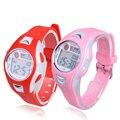 Essential Children Boys Girls Swimming Sports Digital Waterproof Wrist Watch Bangle Bracelet Dress Quartz Relojes