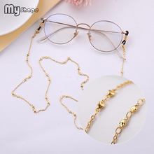MyShape Rose Gold Color Heart Love Glasses Chain Eyeglass Strap Cord Women Eyewear