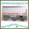 Envío libre 8.9 pulgadas lcd de matriz PARA Hannstar HSD089IFW1 HSD089IFW1-A00 led laptop screen display 1024*600