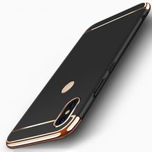 Luxury 3 in 1 Hard PC Phone Cases For
