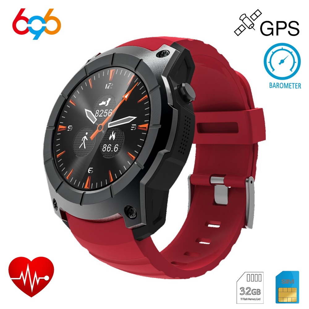 696 Smart Watch S958 Heart rate monitor Smartwatch multi-sport model smart watch for Android IOS SIM card GSM Sports Watch умные часы smart watch y1