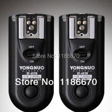 Светодиодная лампа для видеосъемки YongNuo RF-603 RF603 Беспроводной триггер для вспышки с N1 для ЖК-дисплея с подсветкой FujiFilm S5 S3 Pro Kodak DSC-14N Nikon D700S D800E N90s F6 F100 F90