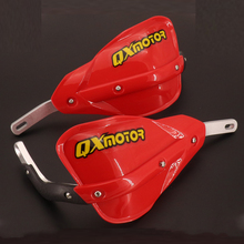 цена на Motocross Hand Guards Handguard Protector Protection For Motorcycle Dirt Bike Pit Bike ATV Quads with 22mm 28mm Handbar