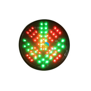 Light-Module Led-Signal-Traffic Arrow Red Or DC24V Cross-Green Mix-Color New-Products