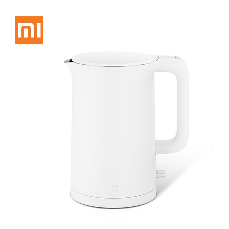 Original Xiaomi Electric Water Kettle 1.5L Auto Power-off Protection Stainless Steel Handheld Instant Heating Electric KettleOriginal Xiaomi Electric Water Kettle 1.5L Auto Power-off Protection Stainless Steel Handheld Instant Heating Electric Kettle