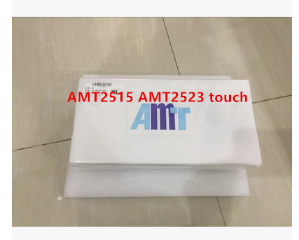 US $124 76 35% OFF|Taiwan original AMT2523 touch screen agent AMT2515 5  wire resistive touch panel machines Industrial Medical equipment touch  scre-in