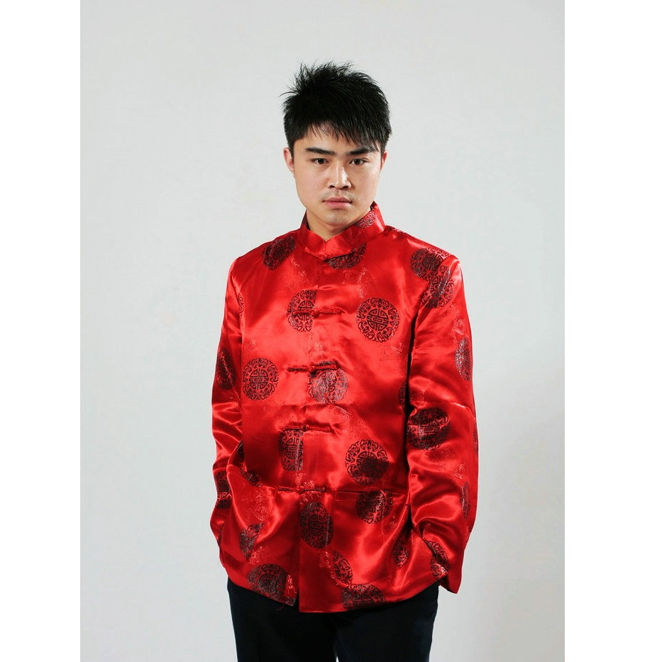 cf1bef28f 2019 traditional chinese clothing for men Top tang suit New Year Gift  Party-in Tops from Novelty & Special Use on Aliexpress.com   Alibaba Group