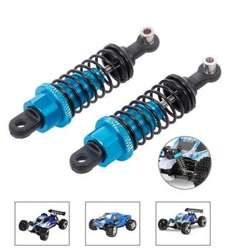 2pcs 63mm Metal Shock Absorber Damper for WLtoys 1/18 A959 A979 A969 A959B A979B A969B RC Car Parts
