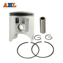 Piston-Ring-Kit Honda Cr250 Motorcycle-Parts AHL for Cr-250 Oversize-1.0mm 67-Mm 100-Bore-Size