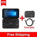 GPD WIN 5.5 Inch Mini Gaming Laptop CPU x7-Z8750 Windows 10 System 4GB/64GB