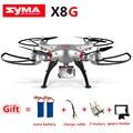 Syma X8G RC Drone 6-Axis profesional Quadcopter con 5.0MP cámara RTF RC Drone con la cámara