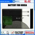20 шт. / Lot BL-5C аккумулятор 1020 мАч BL-5C аккумулятор мобильный телефон аккумулятор для Nokia 1000 / 1010 / 1100 / 1108