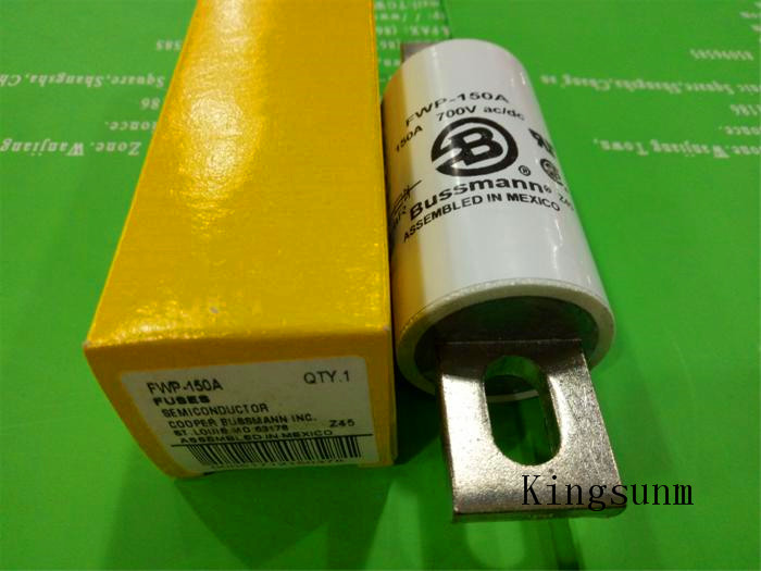 все цены на Free shipping 5pcs FWP-150A American BUSSMANN fuse fuse 700V 150A new genuine онлайн