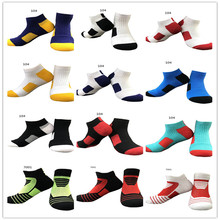2019 Adult Cotton Elite Leisure Sports Hobby A Variety Of Styles And Colors Optional Basketball Socks.DYROREFL.L7001.