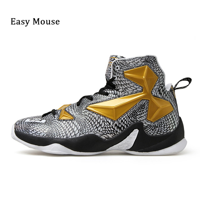 Waterproof Shoes Sport Basketball Shoes Mens Quality Top 2018 Mal D2WEH9I