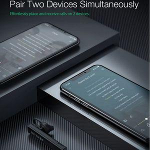 Image 5 - BlitzWolf BW BH1 беспроводные bluetooth наушники HiFi мини светильник Smart Touch HD звонки шумоподавление одиночные наушники гарнитура