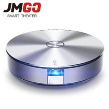 JMGO Proyector G1, 1280×800, Android Proyector 3D, WIFI, Altavoz Bluetooth Miracast Airplay, libre de 2.4 GHz de Control Remoto