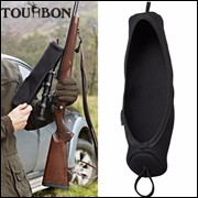Tourbon Black Sniper Scope Cover