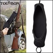 Tourbon Black Sniper Scope Cover