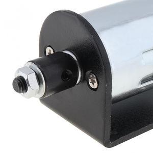 Image 4 - 24V 555 มอเตอร์เห็นตารางชุดแบริ่งวงเล็บยึดและ 60 มม.สำหรับตัด/ขัด