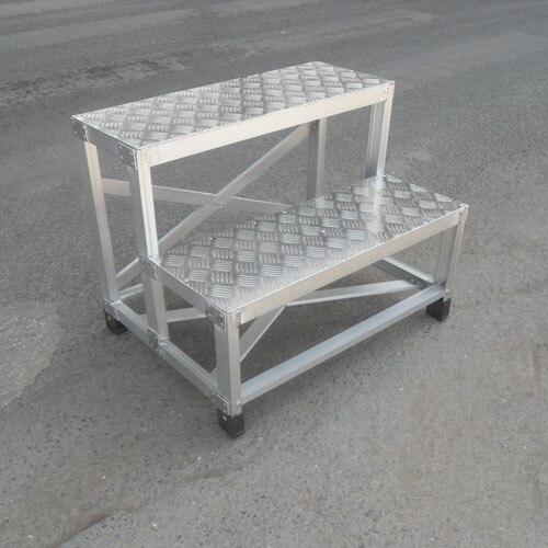 Aluminum alloy pedal ladder mechanical stool step stair step ladder & Aluminum alloy pedal ladder mechanical stool step stair step ... islam-shia.org