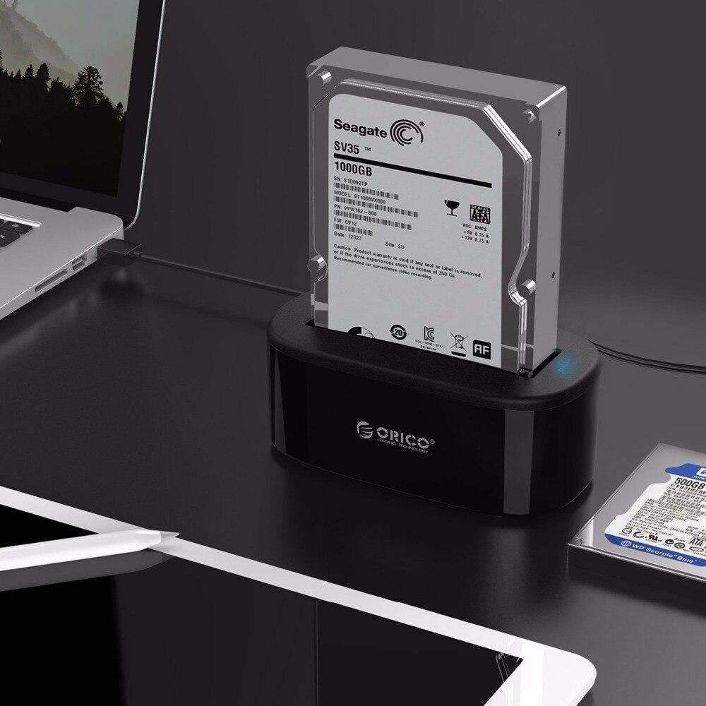ORICO USB 3.0- ից SATA Արտաքին կոշտ սկավառակի - Արտաքին պահեստավորման սարքեր - Լուսանկար 6