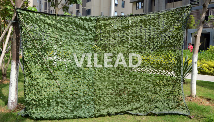 VILEAD 2x6M Jungle Camo Netting Green Digital Camouflage Netting For Sniper Camping Theme Party Decoration Outdoor