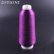 ZOTOONE Polyester Anti-pilling Sewing Thread Strong And Durable Threads Household DIY Hand-rolled Volume Coil Line