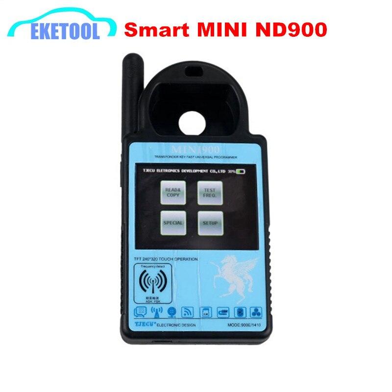 MINI ND900 Auto Transponder Key Programmer Smart ND900 MINI Chip Copy Machine For 4C 4D ID46