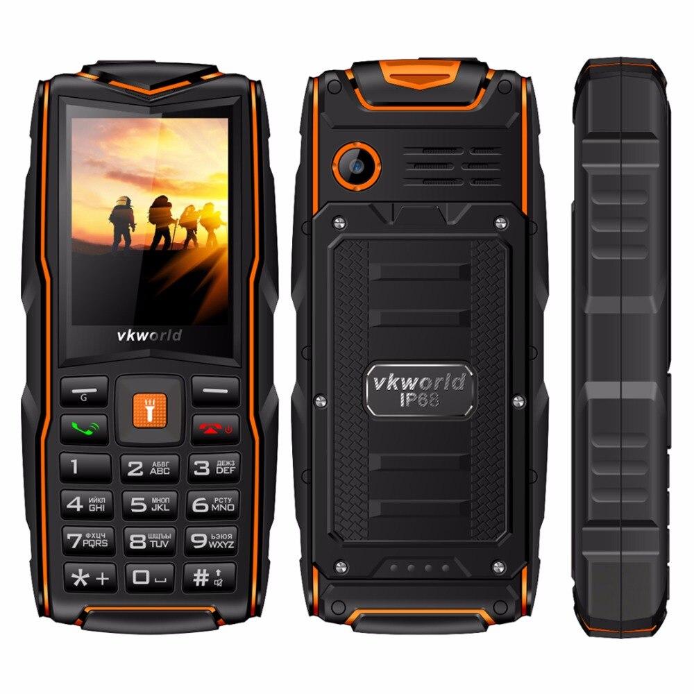 VKWorld Stone New V3 Quadruple Cellphone SC6531CA font b RAM b font 64MB font b ROM