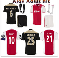 1f1cd2245 2019 ajax shirt +socks shirts 2018 2019 ajax adult kit shirts 18 19 kit  Leisure