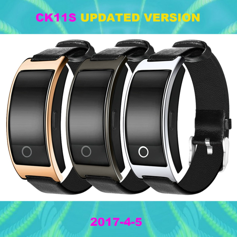 CK11S blood pressure wrist watch pulse meter monitor cardiaco Smart Band Fitness Smartband VS Mi Band 2 Fitbits Fit Bit