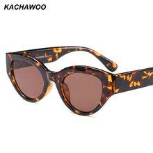 Pcs 6 Kachawoo atacado bonito sexy retro cat eye sunglasses mulheres  acessórios leopardo preto óculos de sol para homens verão 2. 08787f5443