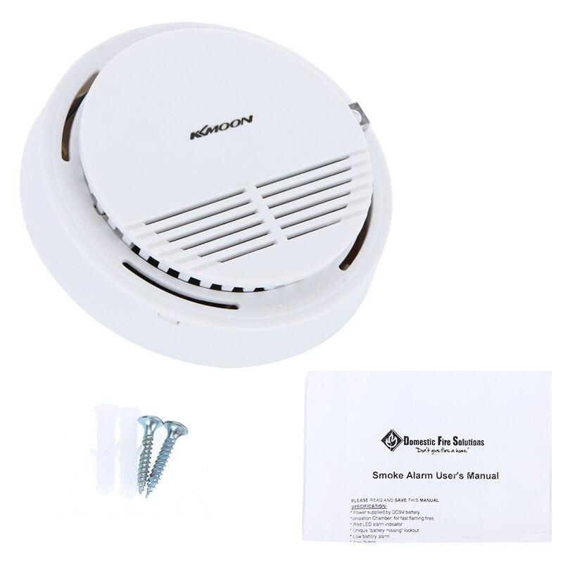 Hingebungsvoll Standalone Optoelektronische Rauchmelder Feuer Rauchmelder Sensor Home Security System Für Home Küche 9 V Rauchmelder